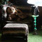 la Jungle room et son tapis vert